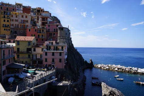 Cinqua Terre - Five Lands, Italy